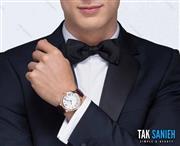 ساعت مچی عقربه ای مردانه کارتیر مدل Cartier-1821-G