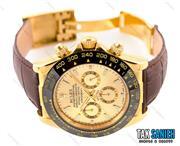ساعت مردانه رولکس سه موتوره مدل Rolex-3098-G