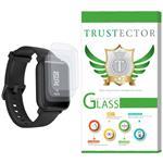 محافظ صفحه نمایش نانو تراستکتور مدل GNF مناسب برای ساعت هوشمند شیائومی Huami Amazfit Bip بسته 3 عددی