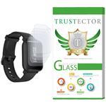 محافظ صفحه نمایش نانو تراستکتور مدل GNF مناسب برای ساعت هوشمند شیائومی Huami Amazfit Bip بسته 5 عددی