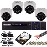 سیستم امنیتی آنالوگ ویورا مدل VS-901-4-702-HDD