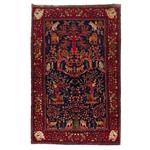 فرش دستباف قدیمی هفت و نیم متری سی پرشیا کد 179012