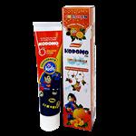 خمیر دندان ژله ای کودک پرتقال 40 گرمی کودومو