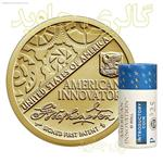 «رول سکه 1 دلاری یادبودی American Innovation 2018»