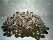 «500 قطعه سکه سوپر بانکی 100 دینار عراق 2004»