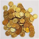 100 سکه 50 دیناری ساندویچی سوپر بانکی