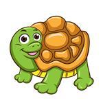 استیکر مستر راد طرح لاکپشت شیطون کد 069