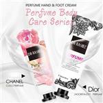 کرم مرطوب کننده معطر دست و پای دکتر راشل Dr.rashel perfume hand&feet cream