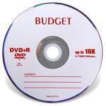 DVD خام 4٫7 گیگ باجت