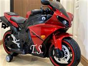 موتور شارژی R1 قرمز