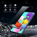 محافظ صفحه نمایش شیشه ای نیلکین سامسونگ Nillkin 3D CP+ Max Glass Samsung Galaxy A51