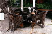 میز و صندلی باغی گلاسکو