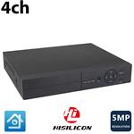 دستگاه ضبط کننده دوربین مداربسته 4 کانال 5 مگاپیکسل AHD-5004-RC