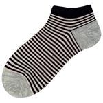 جوراب زنانه مستر راد طرح راه راه مدل zebra 08