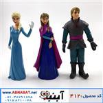 فیگور شخصیت های فروزن Frozen figure set