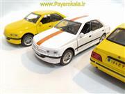 تاکسی پژو پارس (پرشیا) موزیکال-چراغدار سفید طرح 02