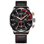 ساعت مچی عقربه ای مینی فوکوس مدل mf0017g.01