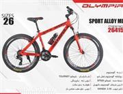 دوچرخه المپیا اسپورت کد 26415 سایز 26 -OLYMPIA SPORT ALLOY ML