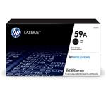HP black laser toner cartridge model 59A