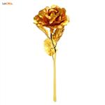 گل مصنوعی با روکش طلا