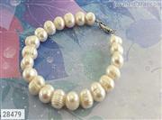 دستبند مروارید طرح یگانه زنانه - کد 28479