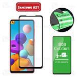 Samsung Galaxy A21/A21s 9D Ceramics Glas