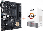 AMD Athlon 3000G 3.5GHz AM4 Desktop CPU with Radeon Vega 3 Graphics