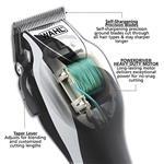 ماشین اصلاح سر و صورت وال مدل Wahl Home Barber Kit 79524-3001