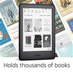 Amazon All New Kindle E Reader 6Inch Display-4GB