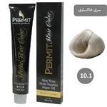 رنگ مو پرمیت سری خاکستری مدل بلوند خاکستری خیلی روشن شماره 9.1 PERMIT Hair Color