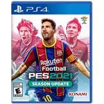 بازی PES 2021 Season Update Standard Edition مخصوص PS4