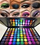 پالت رنگ بیوتی تریت 88 رنگ Beauty Treats 88 PRO Glitter Cream Color Eye Shadow Makeup Eyeshadow Palette