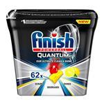 قرص ماشین ظرفشویی 62تایی فینیش مدل Finish Quantum Max