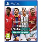 دیسک بازی eFootball PES 2021 – مخصوص پلی استیشن ۴