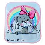 زیرانداز تعویض نوزاد ماما پاپا کد 272