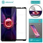 محافظ صفحه شیشه ای تمام صفحه تمام چسب نیلکین Asus ROG Phone 3 Nillkin CP+ Pro...