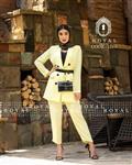 کت و شلوار  زنانه رویال مدل رونیا