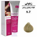 رنگ موی بلوند زیتونی روشن دوشس سری زیتونی شماره ۸٫۷ DUSHESS