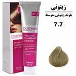 رنگ موی بلوند زیتونی متوسط دوشس سری زیتونی شماره ۷٫۷ DUSHESS