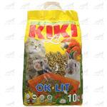 وود استیک طبیعی بستر حیوانات خانگی با جذب فوق العاده بالای بو برند KIKI