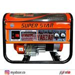 موتور برق 3000 وات سوپر استار مدل SUPER STAR SS7800AN