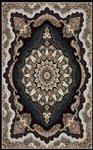 فرش حریر گل مشهد – طرح سیرنگ - شش متری