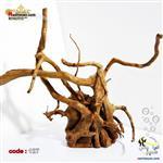 ریشه درخت طبیعی سایز متوسط دیزاین آکواریوم