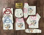 5تیکه نوزادی سایز 2-1 کد 480