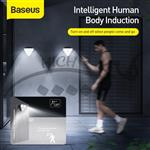 چراغ دیواری بیسوس Baseus Energy Collection Series Solar Body Sensor Wall Lamp DGNEN-B01 سنسور حرکت