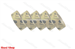 چسب نواری باریک (یک بسته ۱۰ حلقه ای)