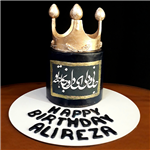 مینی کیک کاور فوندانت کد 112