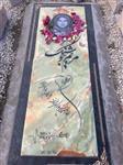 سنگ قبر مرمر کرمان کد 16