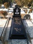 سنگ قبر گرانیت سیمین کد 12