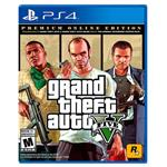 بازی GTA V Premium Online Edition مخصوص PS4